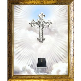十字架~臨摹還原畫作