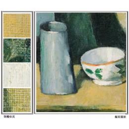 碗和牛奶壺