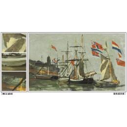 布丹的港口