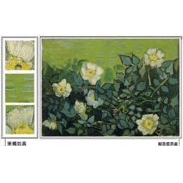 野玫瑰 _ 梵谷精選